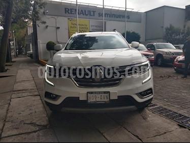 Foto venta Auto Seminuevo Renault Koleos Iconic (2018) color Blanco Perla precio $445,000