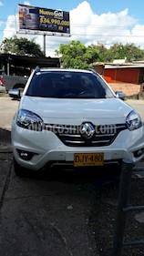 Renault Koleos Sport 4x2 CVT   usado (2015) color Blanco precio $57.500.000