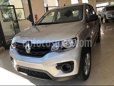 Foto venta Auto usado Renault Kwid Zen (2018) color Gris Claro precio $405.000