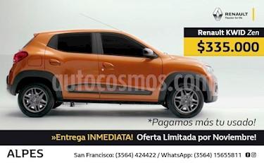 Foto venta Auto Usado Renault Kwid Zen (2018) precio $335.000