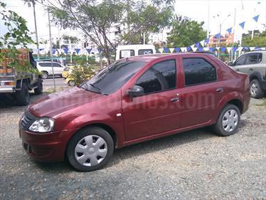 Foto venta Carro usado Renault Logan 1.4L Familier (2012) color Rojo precio $21.000.000