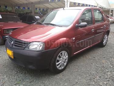 Foto venta Carro usado Renault Logan 1.4L Familier (2009) color Rojo precio $16.000.000