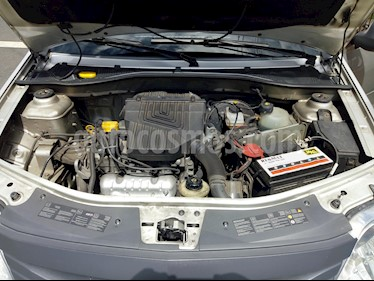 Renault Logan 1.4L Familier usado (2014) color Gris Perla precio $18.500.000