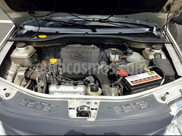 Foto venta Carro Usado Renault Logan 1.4L Familier (2014) color Gris Perla precio $18.500.000