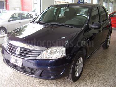 Foto venta Auto usado Renault Logan 1.6 Authentique Pack I (2012) color Azul Crepusculo precio $220.000