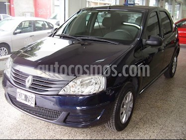 Foto Renault Logan 1.6 Authentique Pack II usado (2013) color Gris Acero precio $250.000