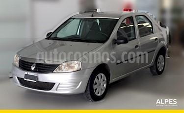 Foto venta Auto Usado Renault Logan 1.6 Authentique (2013) color Gris Claro precio $180.000