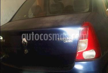Foto venta carro Usado Renault Logan 1.6 E2 Lujo Full Equipo 2009 (2008) color Azul precio u$s4.000