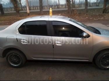 Foto venta Auto usado Renault Logan 1.6 Expresion Pack I (2014) color Gris precio $200.000