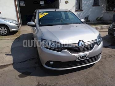 Foto venta Auto Usado Renault Logan 1.6 Pack Plus (2015) color Gris Claro precio $285.000