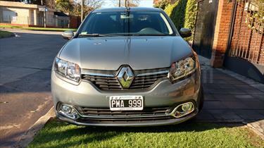 Foto venta Auto Usado Renault Logan 1.6 Privilege Plus (2016) color Gris Acero precio $280.000