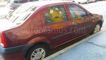Foto venta carro usado Renault Logan Dynamique 1.6L (2010) color Rojo precio u$s2.100