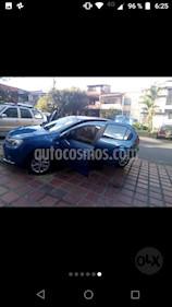 Foto venta Auto usado Renault Logan Dynamique Aut 1.6L (2017) color Azul Crepusculo precio u$s9,500