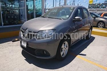 Foto venta Auto Seminuevo Renault Logan Dynamique (2015) color Gris Acero precio $145,000