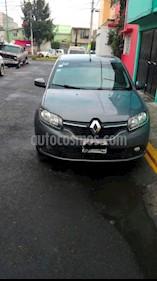 Foto venta Auto Seminuevo Renault Logan Dynamique (2015) color Gris precio $115,000