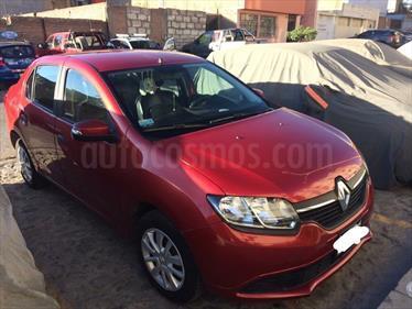 Foto venta Auto usado Renault Logan Expression 1.6L (2015) color Rojo precio u$s9,700