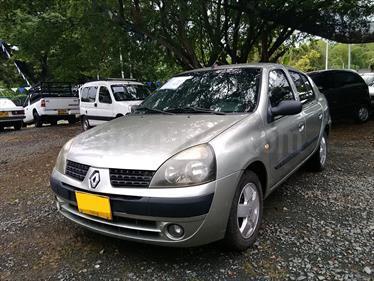 Foto venta Carro Usado Renault Logan Expression (2005) color Verde precio $13.800.000