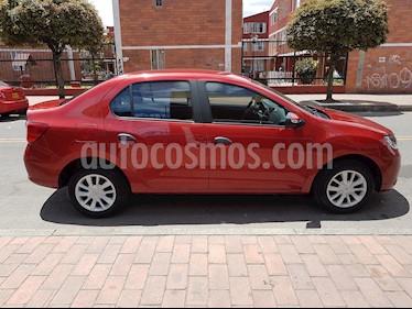 Foto venta Carro Usado Renault Logan Expression (2016) color Rojo Fuego precio $30.000.000