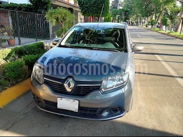 Foto venta Auto Seminuevo Renault Logan Expression (2015) color Gris precio $125,000