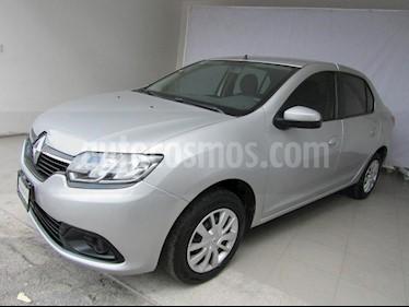 Foto venta Auto Seminuevo Renault Logan Expression (2015) color Plata precio $129,000