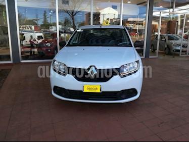 Foto venta Auto Usado Renault Logan II - 1.6 8v. Authentique (85cv) (L14) (2014) color Blanco precio $248.000