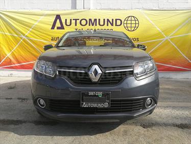 Foto venta Auto usado Renault Logan Intens Aut (2018) color Gris Cometa precio $199,800