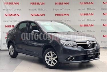 Foto venta Auto Seminuevo Renault Logan Intens Aut (2018) color Gris precio $170,000