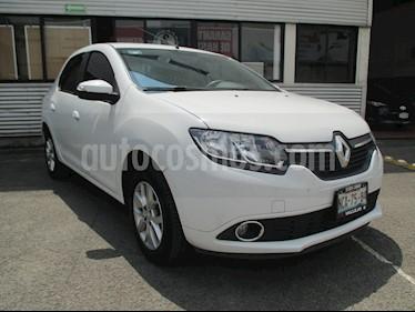 Foto venta Auto Seminuevo Renault Logan Intens (2018) color Blanco precio $185,000