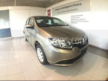 Foto venta Auto Seminuevo Renault Logan LOGAN ZEN TM (2018) color Beige Arena precio $150,000