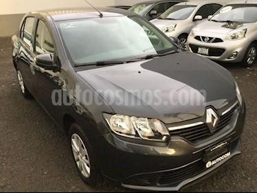 Foto venta Auto Seminuevo Renault Logan LOGAN ZEN TM (2018) color Gris Cometa precio $150,000