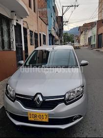 Renault Logan Privilege usado (2016) color Gris Estrella precio $33.000.000