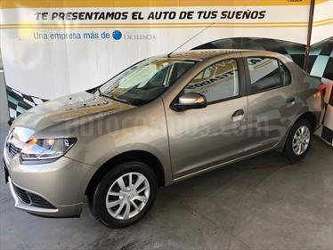 Foto venta Auto Seminuevo Renault Logan Zen Aut (2018) color Beige Arena precio $180,000