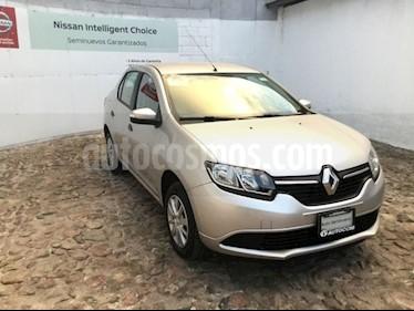 Foto venta Auto Seminuevo Renault Logan ZEN TA (2018) color Beige precio $150,000