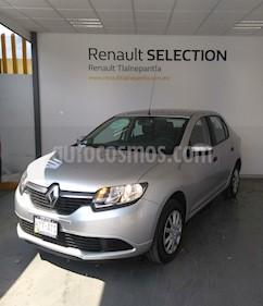 Foto venta Auto Seminuevo Renault Logan Zen (2018) color Plata precio $190,000
