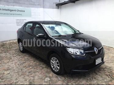Foto venta Auto Seminuevo Renault Logan Zen (2018) color Negro Nacarado precio $150,000