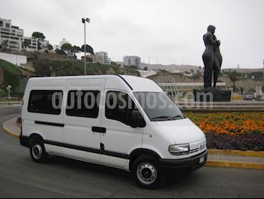 Foto venta Auto usado Renault Master Minibus 2.5L (2007) color Blanco precio u$s18,000