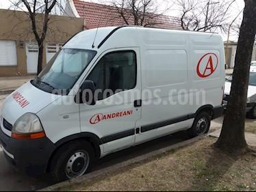 Foto venta Auto usado Renault Master Furgon Corto Alto 2.5 TD Confort (2012) color Blanco precio $385.000