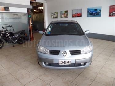 Foto venta Auto Usado Renault Megane II 1.6 Luxe (2008) color Gris Plata  precio $128.000