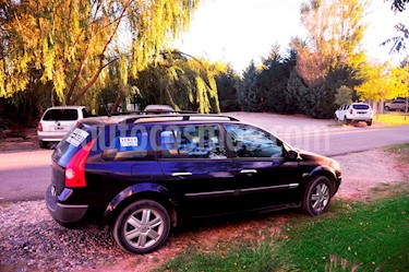 Foto venta Auto Usado Renault Megane II Grand Tour 2.0 Luxe (2008) color Azul precio $145.000