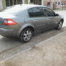 Foto venta Auto Usado Renault Megane II Tric 1.5 dCi Confort (2007) color Gris Oscuro precio $155.000