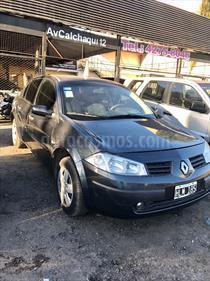 Foto venta Auto Usado Renault Megane II Tric 1.6L Confort Plus (2008) color Gris Oscuro precio $124.900