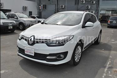 Foto venta Auto Usado Renault Megane III 1.6 Ph2 Luxe Pack 111cv (2015) color Blanco precio $398.000