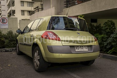 Foto venta Auto Usado Renault Megane ll Sedan 2.0 Privilege Aut  (2004) color Verde precio $3.000.000