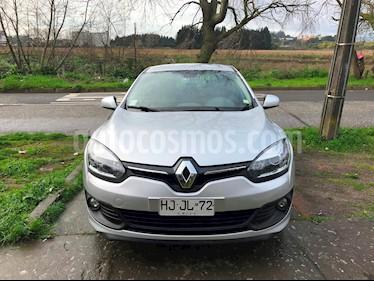 Renault Megane lll 1.6 Dynamique  usado (2015) color Gris precio $7.000.000