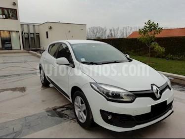Renault Megane lll 1.6 Dynamique  usado (2015) color Blanco precio $7.300.000