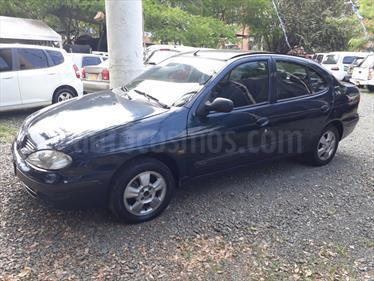 Foto venta Carro Usado Renault Megane 14 (2005) color Verde precio $13.000.000