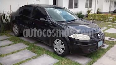 Foto venta Auto usado Renault Megane 2.0L 4P Expression Aut (2006) color Negro precio $58,000