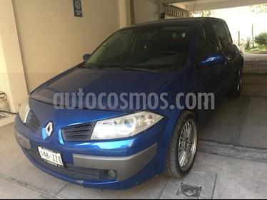 Foto venta Auto usado Renault Megane 2.0L 5P Authentique  (2007) color Azul Electrico precio $67,000