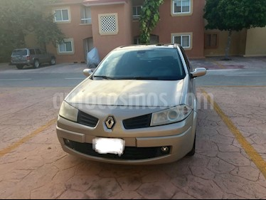 Foto venta Auto Seminuevo Renault Megane 2.0L 5P Authentique  (2008) color Beige precio $70,000