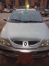 Foto venta carro usado Renault Megane Auto. (2003) color Verde precio u$s1.500